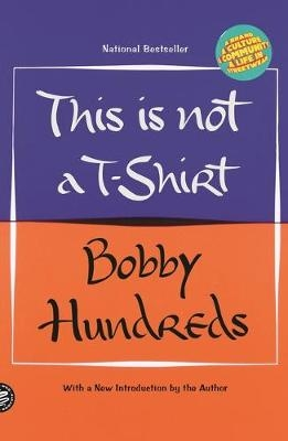 This is Not a T-Shirt PB